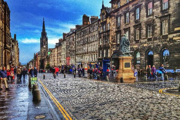 Offerte di viaggio Capodanno a Edimburgo