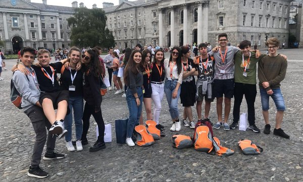 vacanza studio a Dublino presso il Trinity College