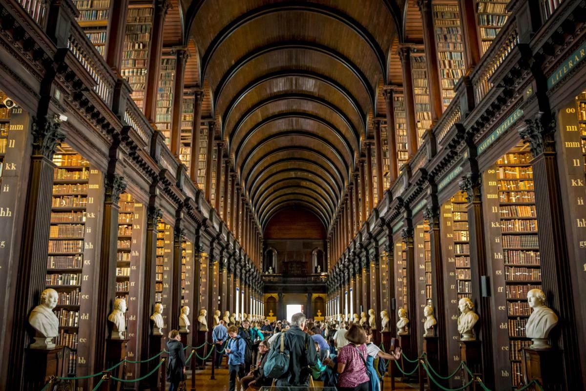 INPSieme Senior a Dublino Trinity College