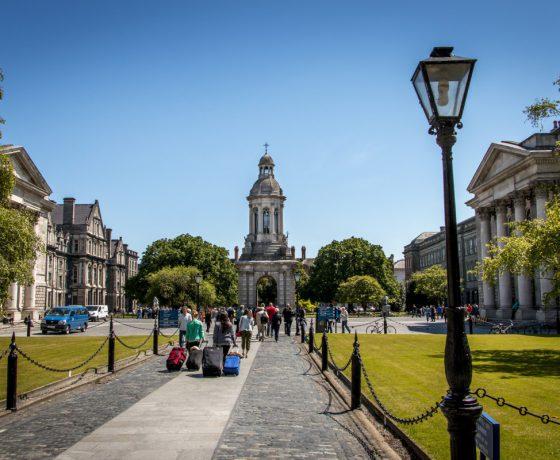 Soggiorno studio a Dublino presso il Trinity College