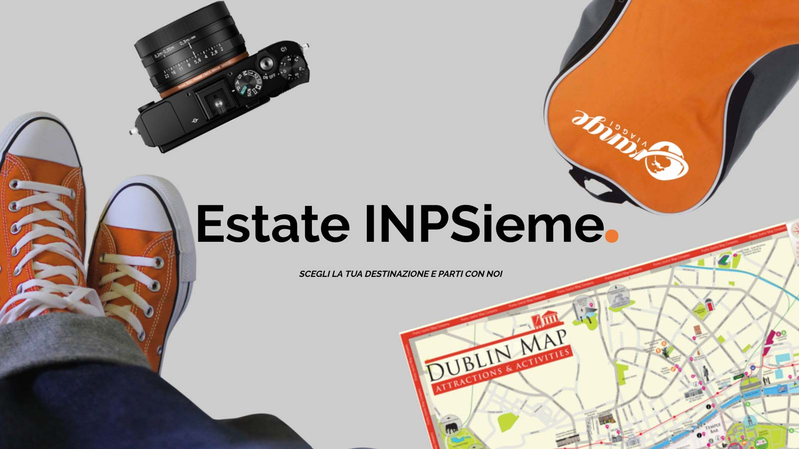 Estate INPSieme | Orange Viaggi