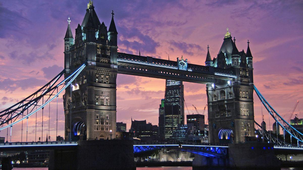 il London Tower Bridge