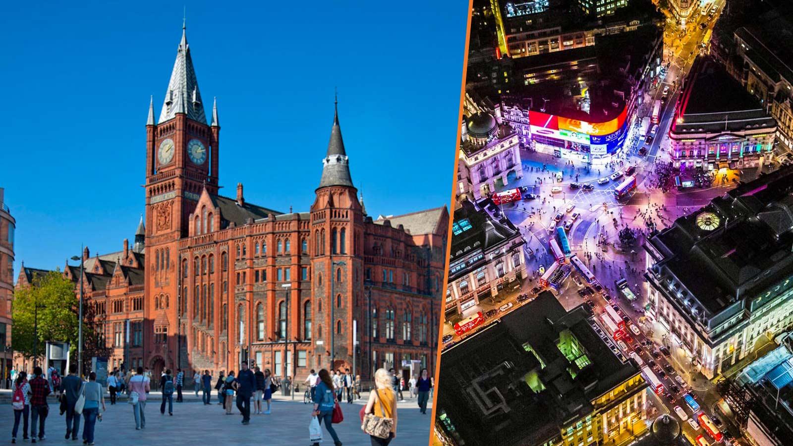 Liverpool & Londra Classic Experience | Orange Viaggi