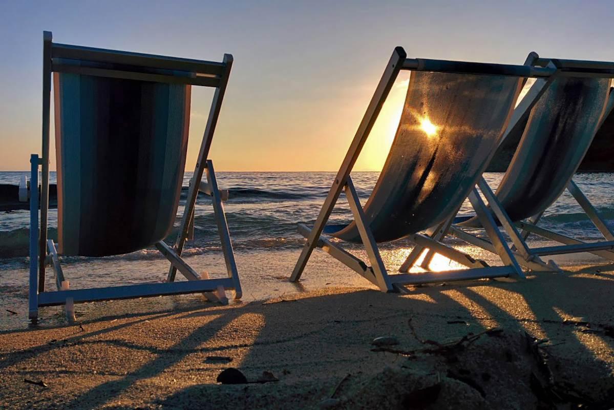 Soggiorni estate inpsieme senior mare tramonto sulla for Inps soggiorni senior 2017