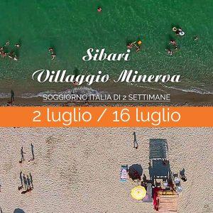 2 settimane presso Villaggio Minerva in Calabria
