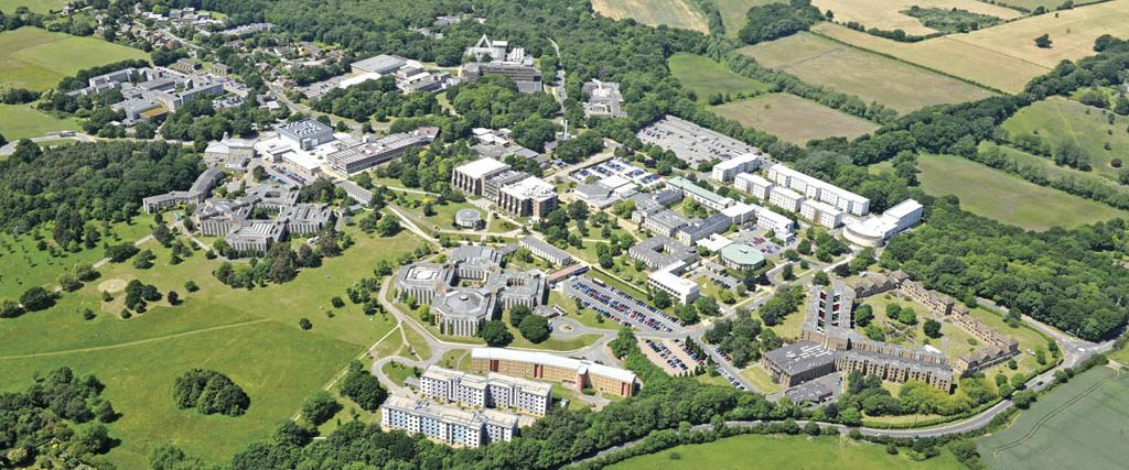 La Kent University a Canterbury
