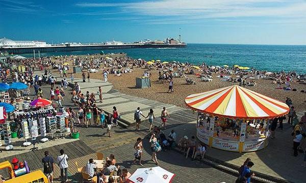 Programma ITACA in Inghilterra a Brighton