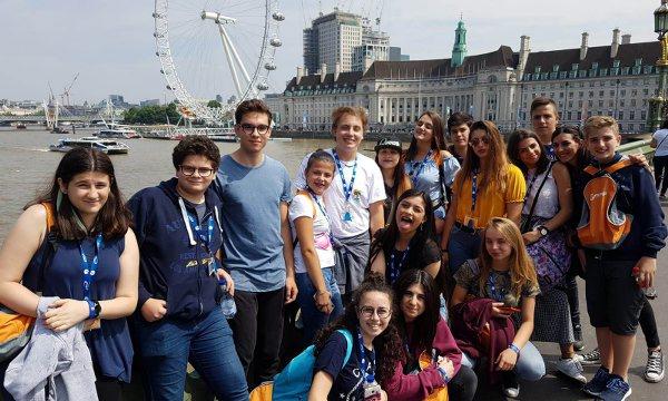 Estate INPSieme a Londra gruppo Orange Viaggi