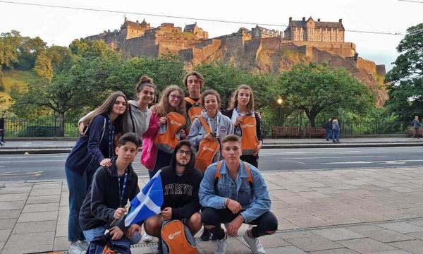 studente velocità dating Edimburgo devozioni per incontri coppie Barnes e nobile
