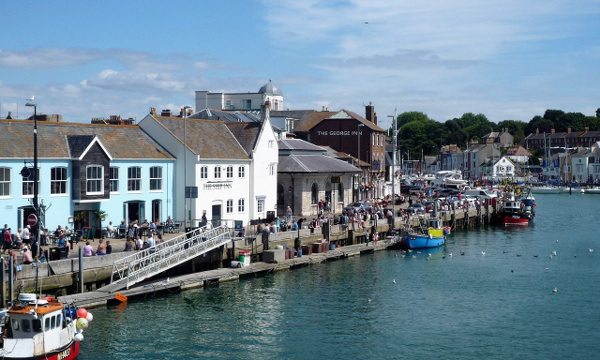 Programma ITACA a Weymouth