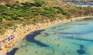 Snorkeling Ghajn Malta 03