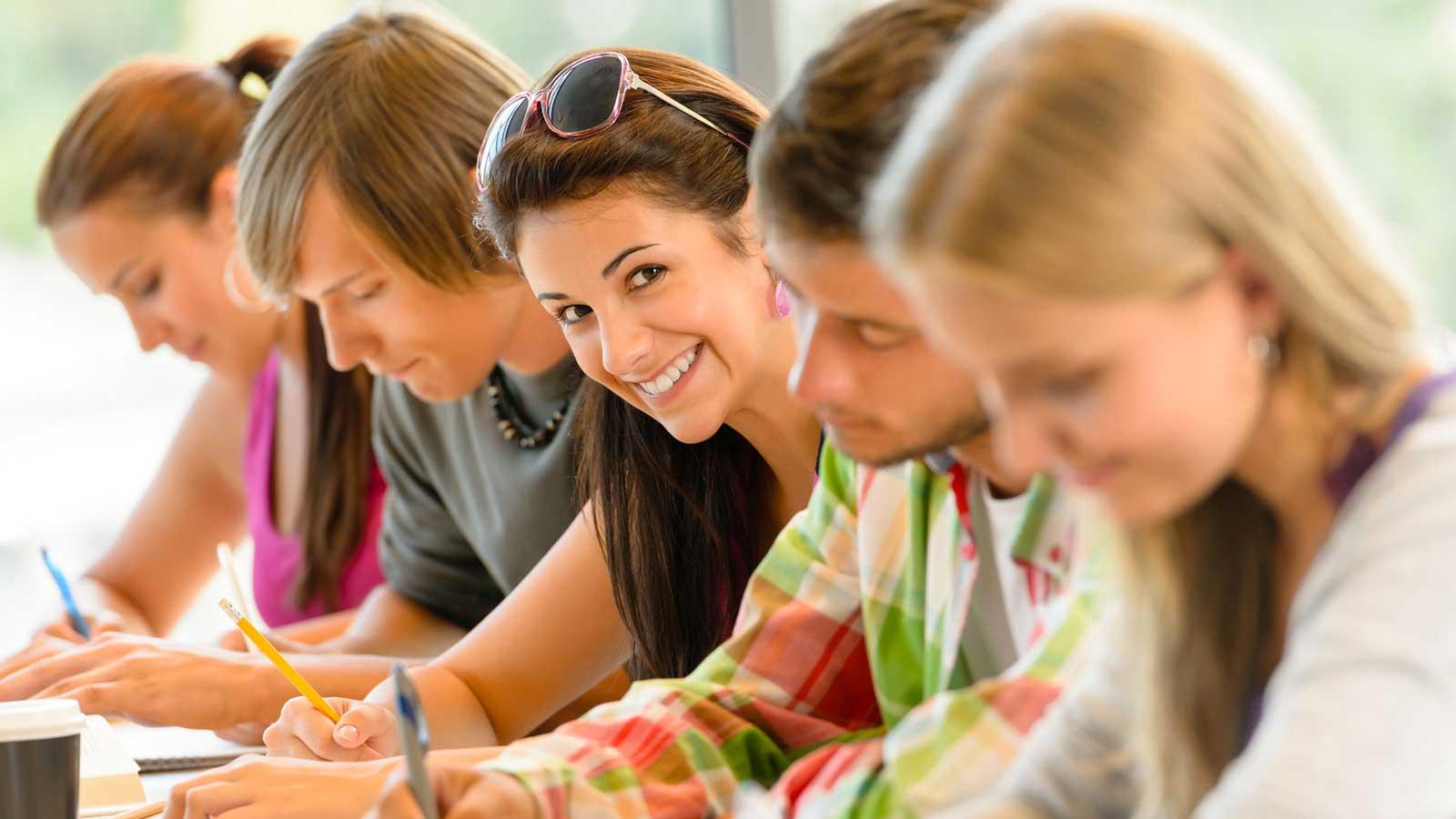 graduatorie programma ITACA Studentessa durante l'anno scolastico all'estero