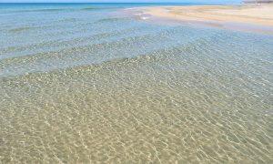 Acqua cristallina a Fuerteventura