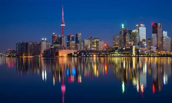 Pacchetto opzionale I love Toronto