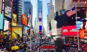 estate inpsieme a new york times square