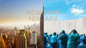 Estate INPSieme viaggio studio a New York e Niagara Falls