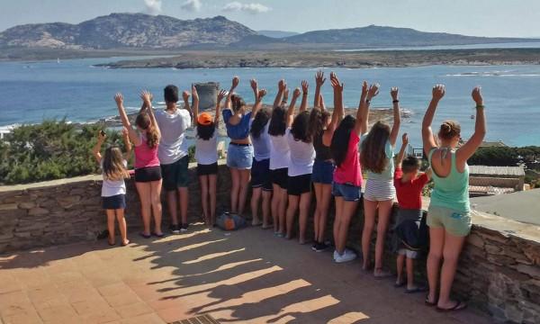 Estate INPSieme gruppo Orange Viaggi in Sardegna