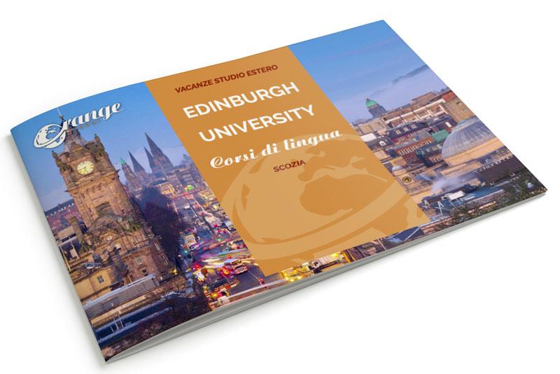 Orange Viaggi Corsi di lingua 2018 University of Edinburgh