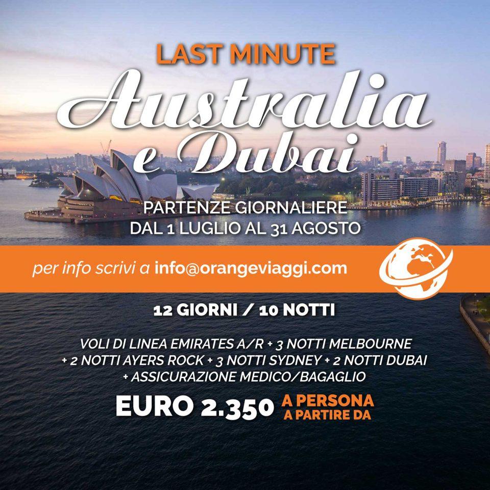last minute Archivi | Orange Viaggi