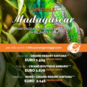 offerte viaggio in Madagascar
