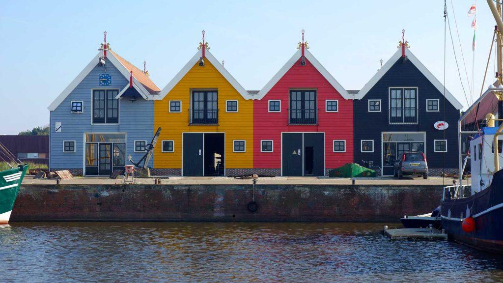 Capodanno a Riga Viaggio in Lettonia Cottage colorati a Riga