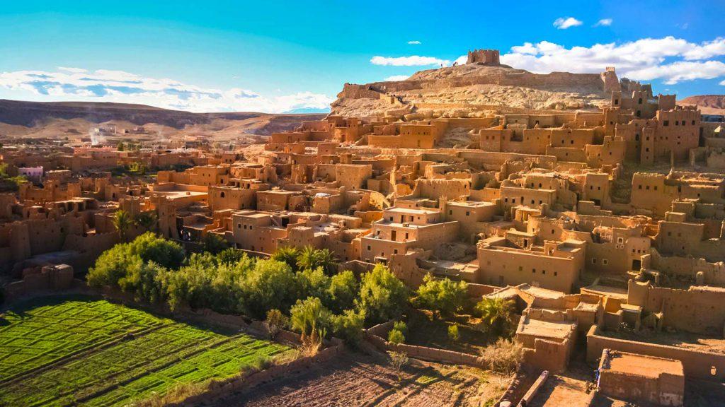 Viaggio a ouarzazate