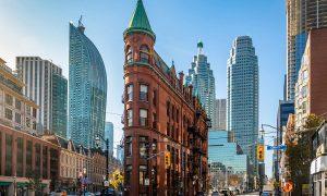 Canada Toronto centro