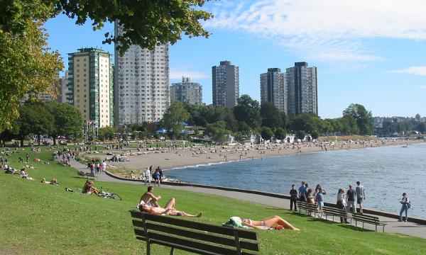 Canada vancouver ovest English-Bay