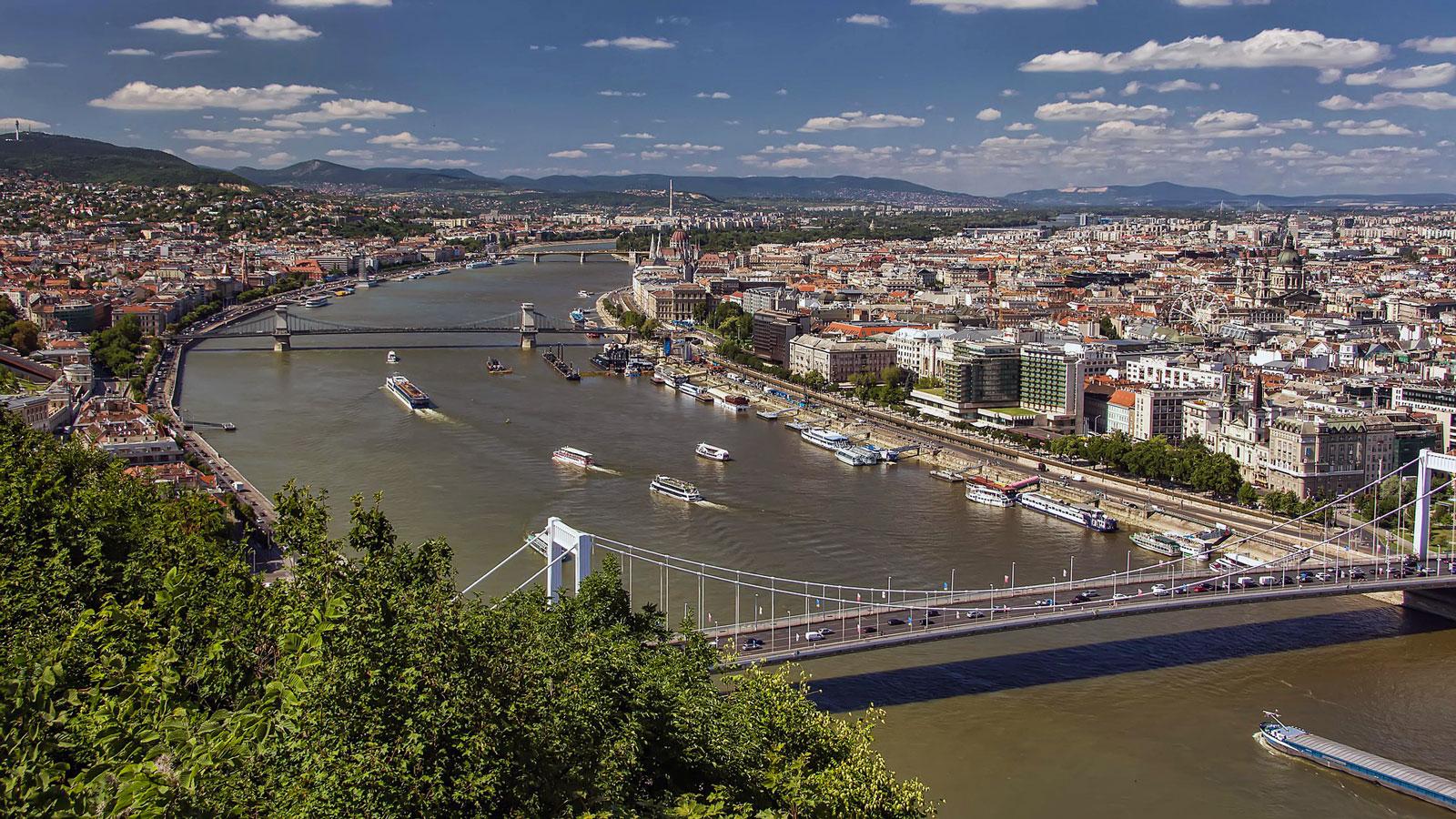 Viaggio a Budapest