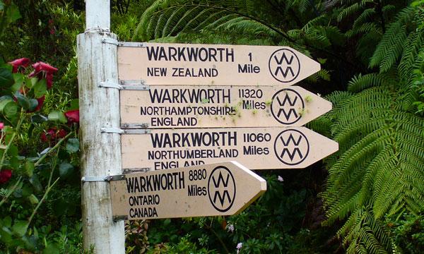 Programma ITACA in Nuova Zelanda Warkworth