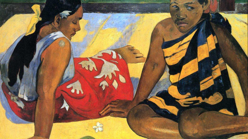 viaggio in polinesia tahiti femmes gauguin