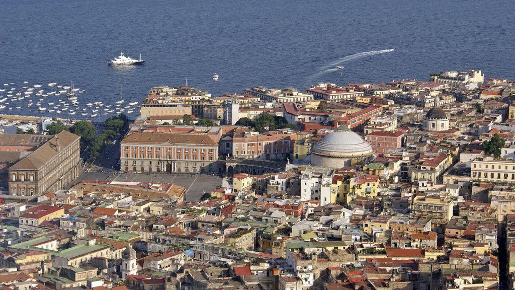 Estate INPSieme Italia visita al Centro di Napoli e alla Reggia di Caserta
