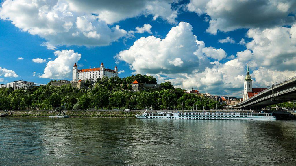 Estate INPSieme Senior Crociera Danubio Bratislava