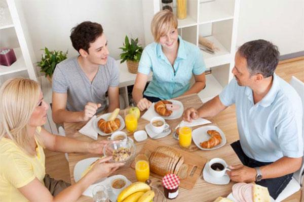 Corsi di lingue a Dublino Host Family