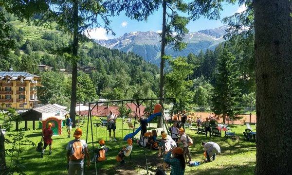 Summer Camp in Trentino con Orange Viaggi
