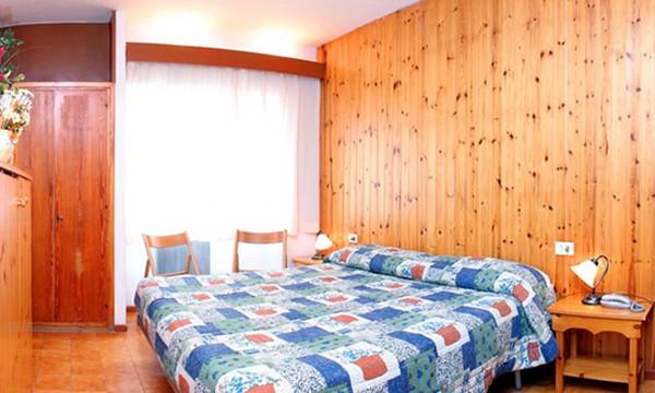 Hotel Paradiso Aremogna camera
