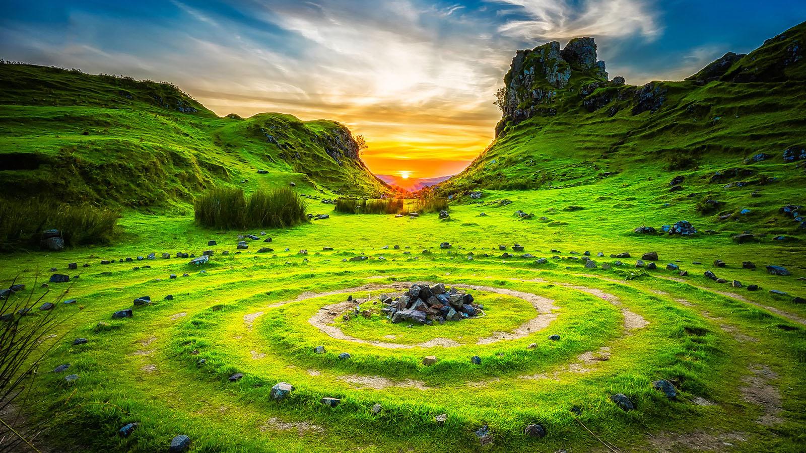 Estate INPSieme Senior Tour della Scozia Scozia Isola di Skye