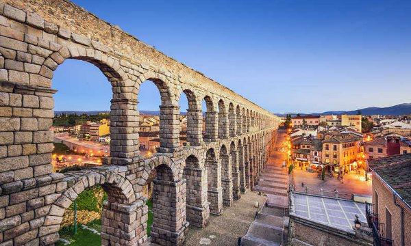 Programma ITACA in Spagna a Segovia