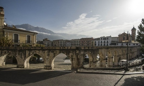 Sulmona Acquedotto medioevale