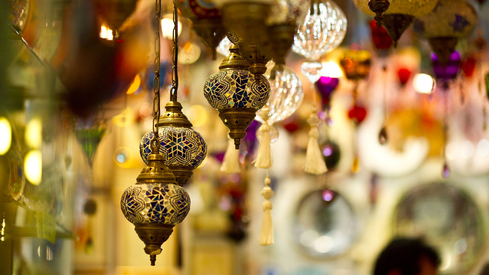 Turchia lampade tradizionali