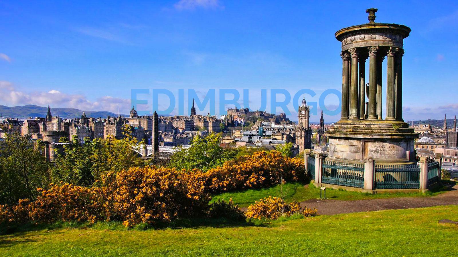 state INPSieme vacanza studio a Edimburgo