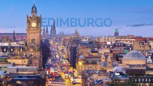 Estate INPSieme 2019 a Edimburgo Orange Classic Experience