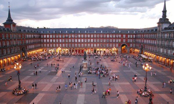 Estate INPSieme in Spagna a Madrid