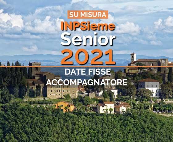 Estate INPSieme Senior in Toscana Terme di Montecatini