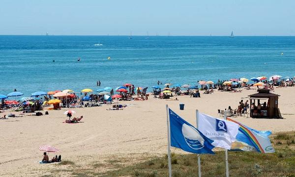 Estate INPSieme a Barcellona la spiaggia di castelldefels