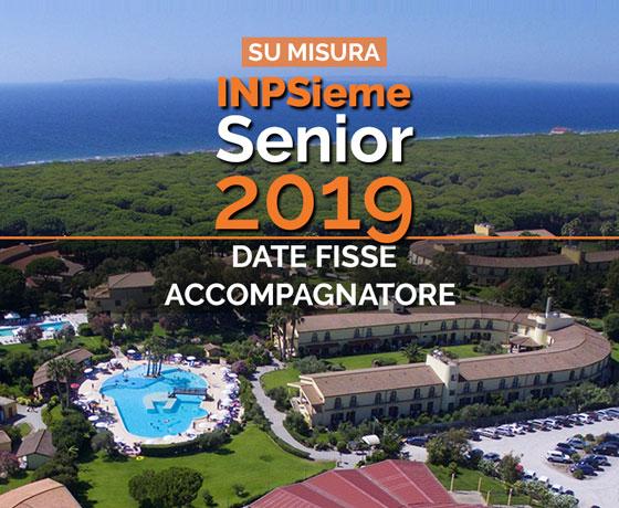Estate INPSieme Senior in Sardegna Horse Country