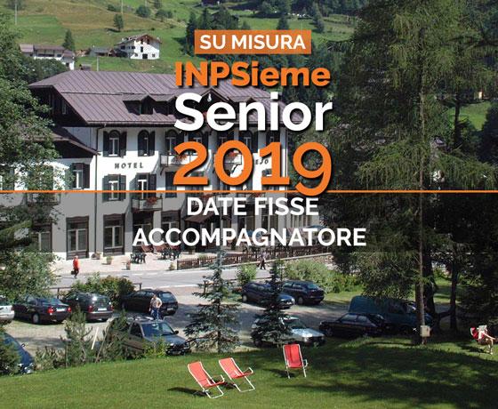 Estate INPSieme Senior in Trentino Hotel Pejo
