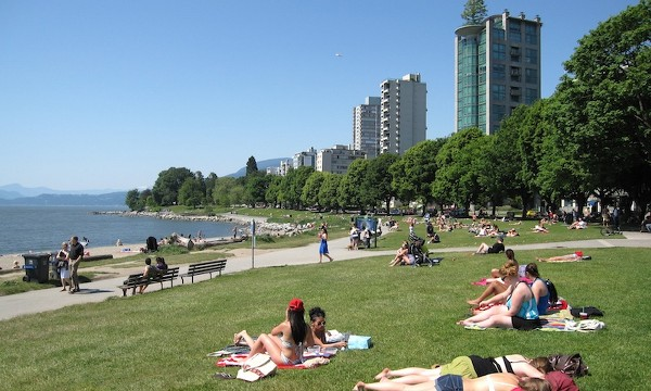 Vacanza studio a Vancouver