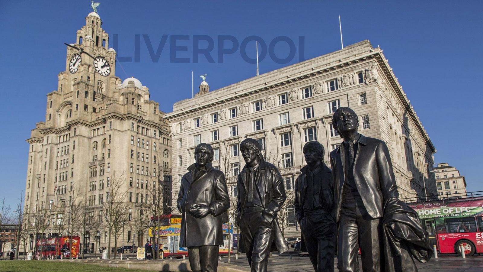 Estate INPSieme vacanza studio a Liverpool