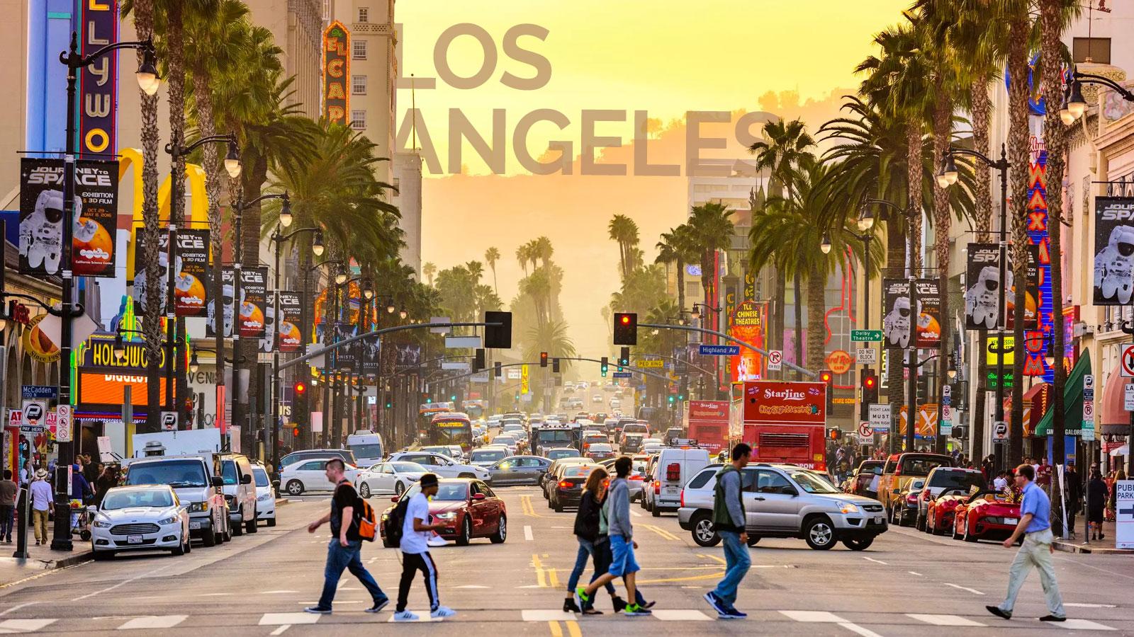Estate INPSieme vacanza studio a Los Angeles